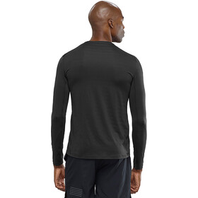 Salomon XA T-shirt à manches longues Homme, black